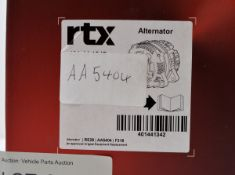 RTX Alternator AA5404
