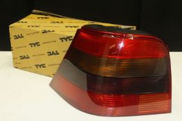 TYC Tail Lamp Unit LH for 1997-2000 VW Golf 4 - Part No. - 478442391