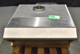 Extraction Hood for Rational type 61/101 E - Serial No. - ET1DE17085020364