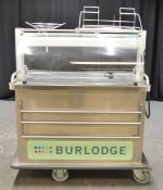 Burlodge Multigen 2 Multi Portion Hosting Cart