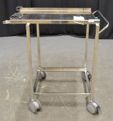 Transport trolley for Rational type 62/102