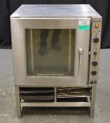 Lincat EC09 Electric Convection Oven on Stand - 400v