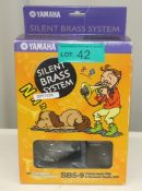Yamaha SB5-9 Silent Brass System Pickup Mute PM5 & Personal Studio ST9 for Trombone & Bass Trombone