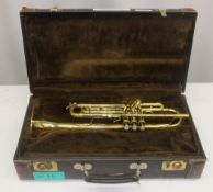 Bach Stradivarius ML Model 37 Trumpet in case - Serial Number - 382223