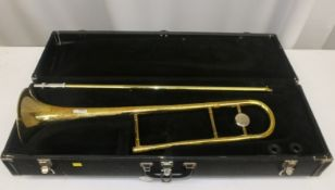 Bach Trombone in case - Serial Number - 89521