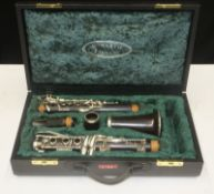 Howarth S2 Clarinet in case - Serial Number - 2153.