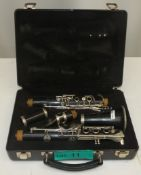 Bundy Selmer 1400 Clarinet in case - Serial Number - 1618465
