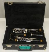 Bundy Resonite Clarinet in case - Serial Number - S251257