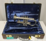 Besson & Co 'Prototype' Cornet (Eb) in case - Serial Number - 134811