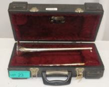 McQueens Fanfare Trumpet - Serial Number - 26541