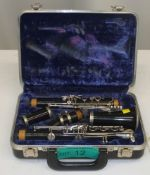Bundy Selmer 1400 Clarinet in case - Serial Number - 1527109