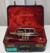 Hawkes & Son Cornet - Serial Number - 669039