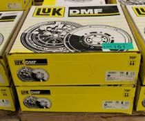 LUK Dual Mass Flywheels 415 0321 10, 415 0378 10 - Mitsubishi, Peugeot, Ford