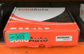 Solid Auto Brake Disc M206068