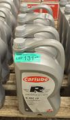 4x 5L Carlube R-Tec 19 5W-30 Fully Synthetic Motor Oil