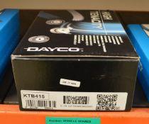 Dayco Timing Belt Kit KTB415