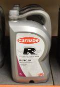 3x 5L Carlube 0W-30 R-Tec 10 Fully Synthetic Motor Oil