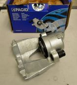 Pagid Brake Calipers - See photos for part numbers