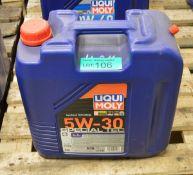20L Liqui Moly 5W-30 Special Tec Motor Oil
