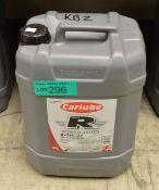 20L Carlube 5W-40 R-Tec 27 Fully Synthetic Motor Oil