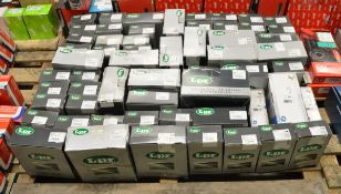 LPR Brake Shoes - See photos for part numbers