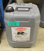 20L Carlube 5W-30 R-Tec 21 Fully Synthetic Motor Oil