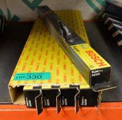 5x Bosch Super Plus Wiper Blades 24/20S
