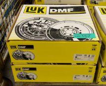 LUK Dual Mass Flywheels 415 0362 10, 415 0321 10 - BMW, Mitsubishi, Peugeot