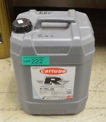 20L Carlube 5W-30 R-Tec 20 Fully Synthetic Motor Oil