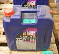 20L Liqui Moly 3W-30 Top Tec 4500 Motor Oil