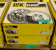 LUK Dual Mass Flywheels 415 0363 10, 415 0395 10 - Nissan, BMW