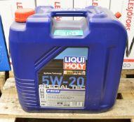 20L Liqui Moly 5W-20 Special Tec Motor Oil