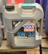 5L Liqui Moly 5W-30 Special Tec Motor Oil