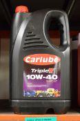 5L Carlube TripleT 10W-40 SHPD E7 Motor Oil