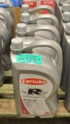 4x 5L Carlube R-Tec 27 5W-40 Fully Synthetic Motor Oil