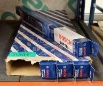 4x Bosch Super Plus Wiper Blades 23/20S