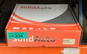 Solid Auto Brake Disc K106016