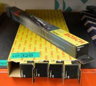 5x Bosch Super Plus Wiper Blades 18S