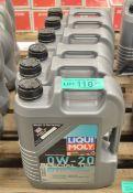 6x 5L Liqui Moly 0W-20 Special Tec Motor Oil