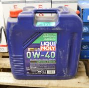 20L Liqui Moly 0W-40 Synthoil Energy Motor Oil