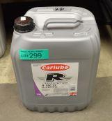 20L Carlube 5W-30 R-Tec 17 Fully Synthetic Motor Oil