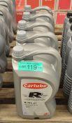 5x 5L Carlube R-Tec 21 5W-30 Fully Synthetic Motor Oil