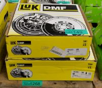 LUK Dual Mass Flywheels 415 0401 10, 415 0359 10 - BMW