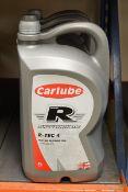 3x 5L Carlube 0W-20 R-Tec 4 Fully Synthetic Motor Oil
