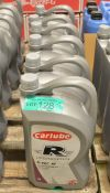 6x 5L Carlube R-Tec 10 0W-30 Fully Synthetic Motor Oil
