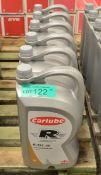 6x 5L Carlube R-Tec 40 SAE 30 Mineral Motor Oil