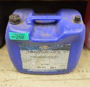 20L Fuchs Transfluid ATF G Automatic Transmission Fluid