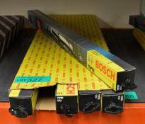5x Bosch Twin Wiper Blades 532