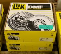 LUK Dual Mass Flywheels 415 0396 10, 415 0507 10 - Citroen, Peugeot, Opel, Vauxhall