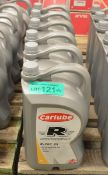 6x 5L Carlube R-Tec 25 5W-30 Fully Synthetic Motor Oil
